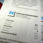 07 Grupo Dolphin Discovery reconocido como Súper Empresa 2013