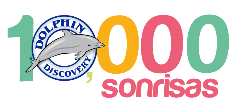 Dolphin Discovery crea 10 Mil Sonrisas