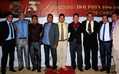 ¡Dolphin Discovery Los Cabos celebra 5 años!