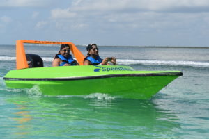 jungle tour - speed boat